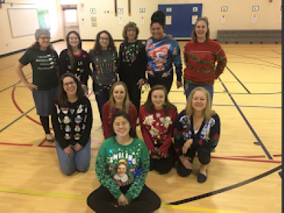 Specialists Ugly Sweater Day